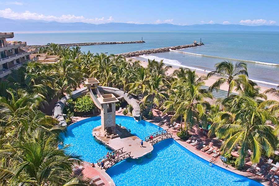 All Inclusive Beach Resort Nuevo Vallarta Riviera Nayarit