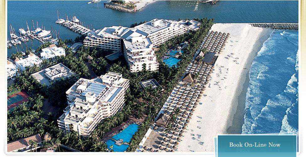 Mexico Nuevo Vallarta Marina Puerto Spa Hotels
